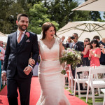 riverside marquee wedding